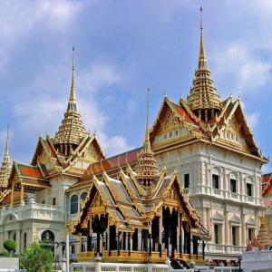 Таиланд,Вьетнам, Камбодже  23 октября - 4 декабря