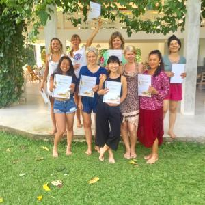 Обучение мастерству растительной кухни на Бали!