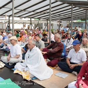 Yoga-Day на свежем воздухе