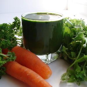сыроедение и морковь