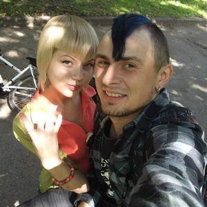 Мы молодая пара веганов:)