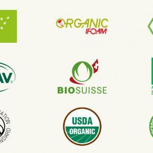 Промо Акция органических бананов с европейской био сертификацией