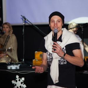 Ведущий на мероприятия. Москва