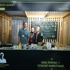 Вакансия старшего повара в веган кафе. Петербург