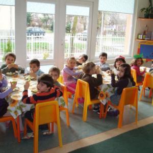 Вегетарианский детский сад