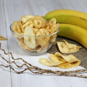 Натуральные банановые чипсы - новый, вкусный и легкий снек в трэнде здорового питания на российском рынке