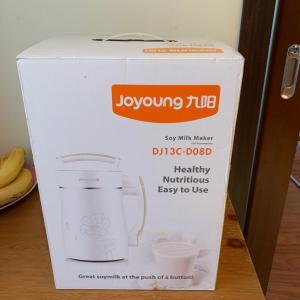 Продаю новую Joyoung soy milk maker (Машина для соевого молока)