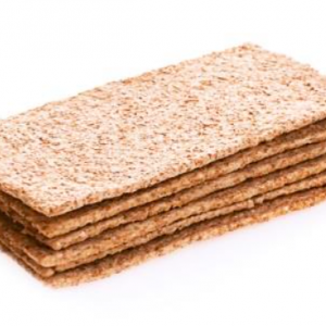 Хлебцы из пророщенного зерна пшеницы